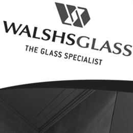 Walshs Glass Feature