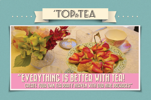 Top To Tea Business Card
